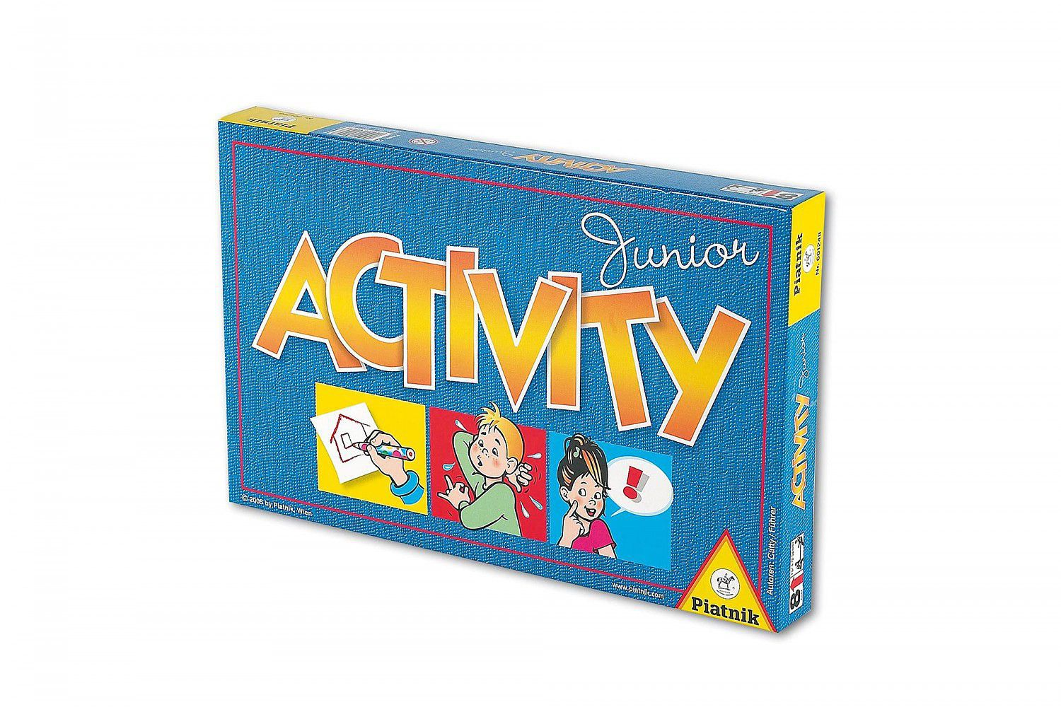 Karten- & Brettspiele - Activity Junior